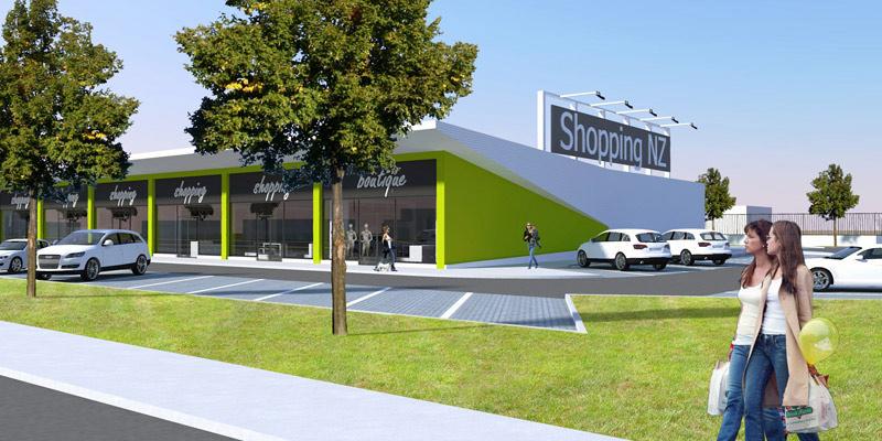 30e264674b52f Shopping Park Nové Zámky   DJS Architecture