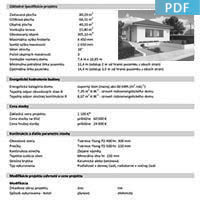 House plan i65 - More information