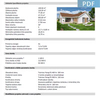 House plan L120 - More information