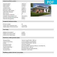 House plan O107 - More information