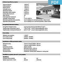 House plan O80 - More information