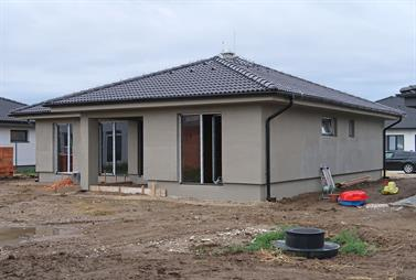 Bungalow L110 - Under construction