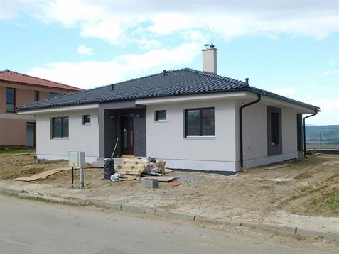 Bungalow O120 - Under construction