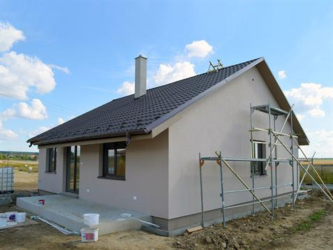Bungalow O80 - Under construction
