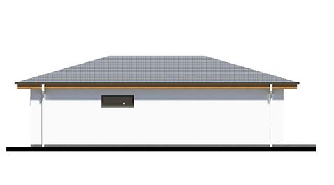 Bungalow L90 - Right elevation